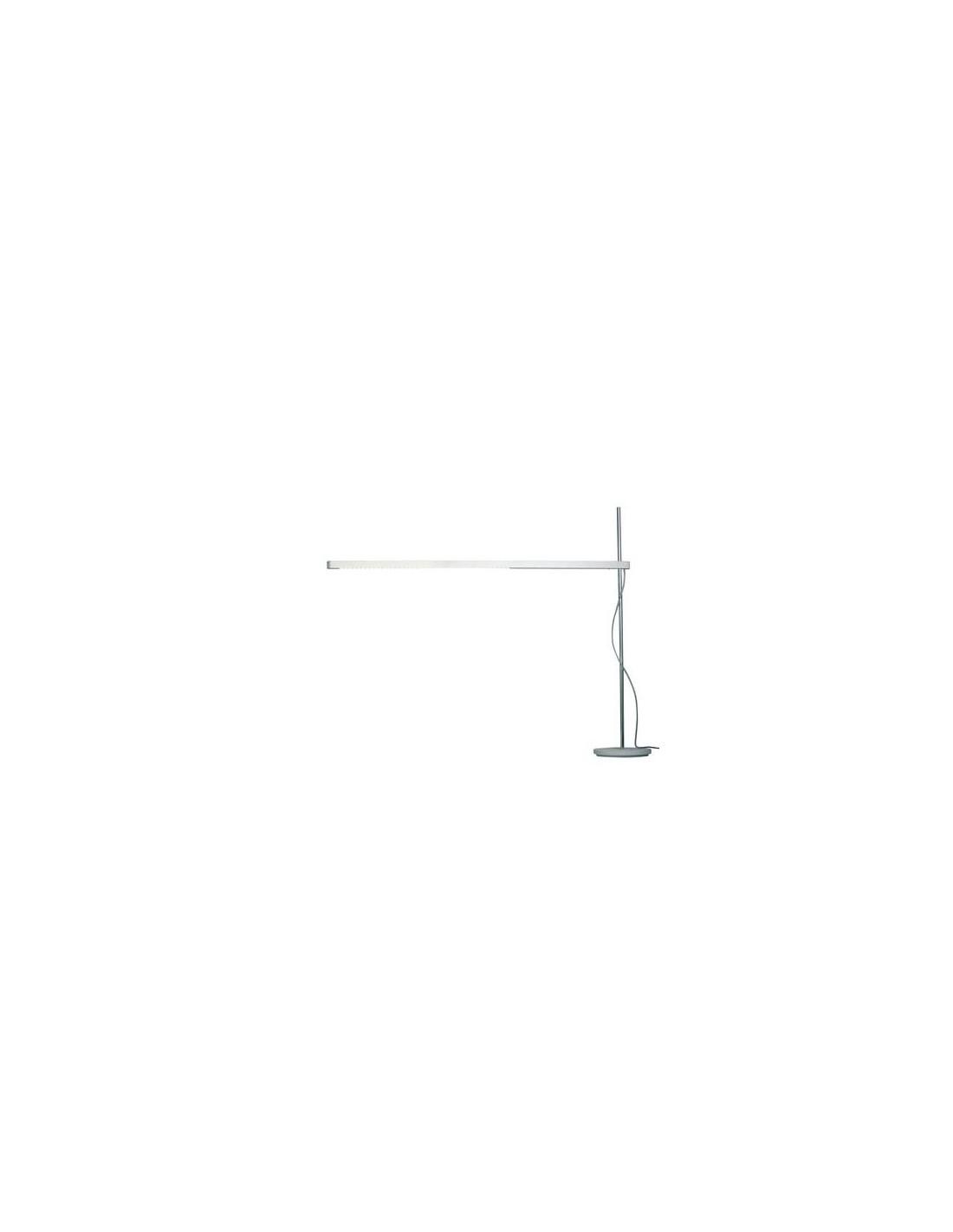 Lampe de table Talak Led vue de profil Artemide