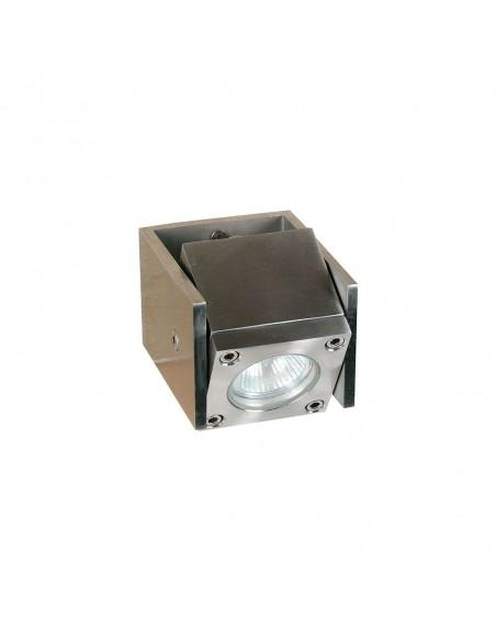 Valente Design vous propose le luminaire orientable pour extérieur de la collection Q-BIC pour la marque Royal Botania