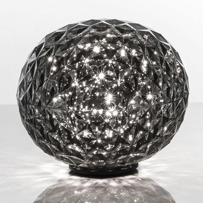 lampe de salon a poser planet. Black Bedroom Furniture Sets. Home Design Ideas