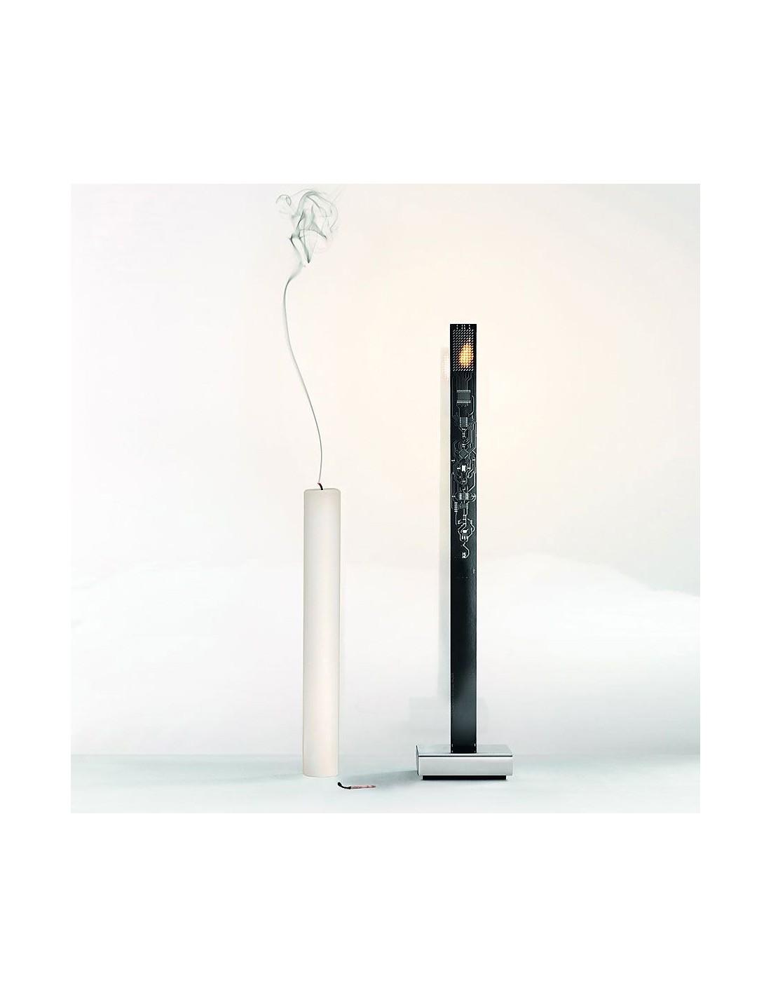 lampe de table my new flame ingo maurer. Black Bedroom Furniture Sets. Home Design Ideas