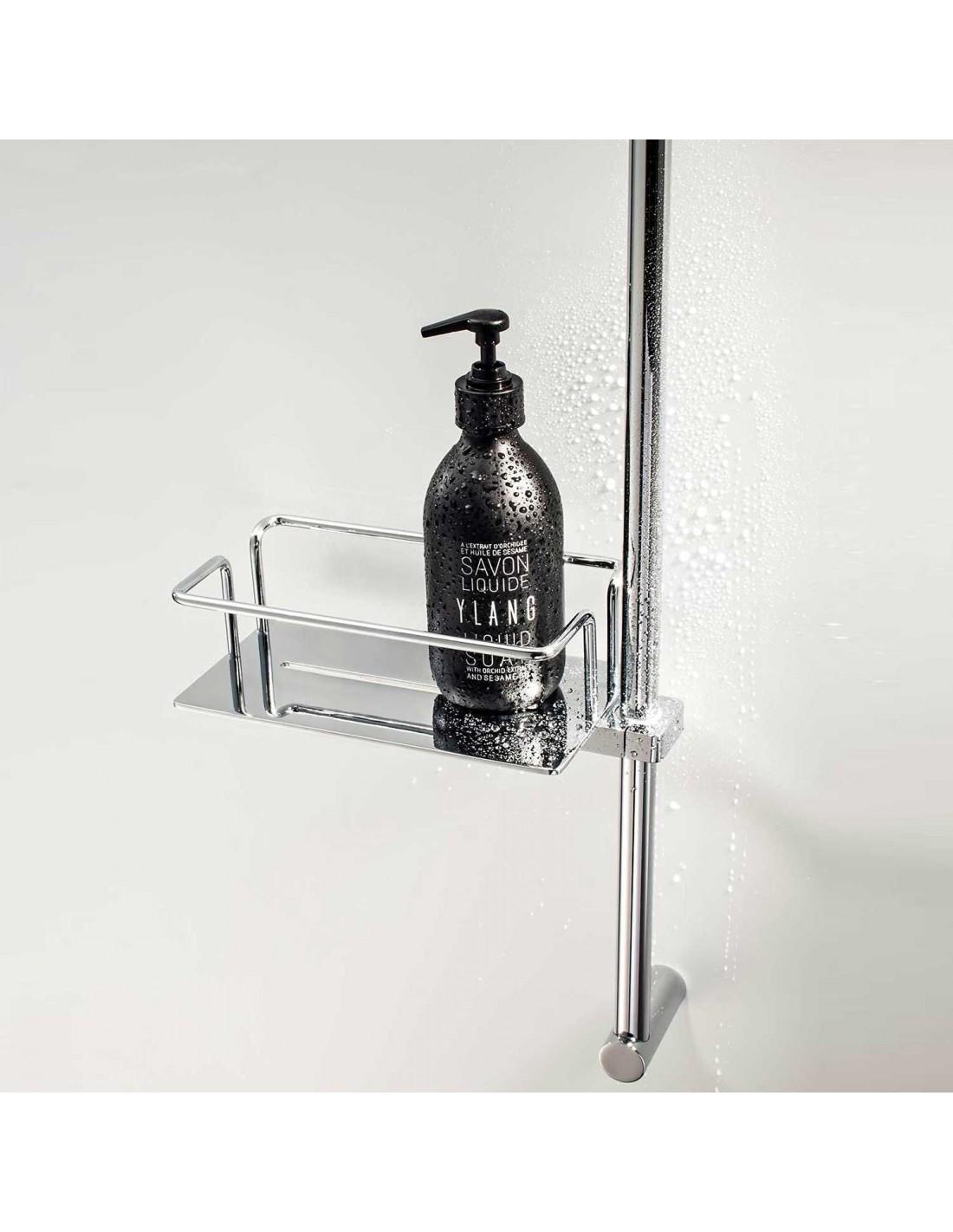 Panier de douche à suspendre sur rail Decor Walther