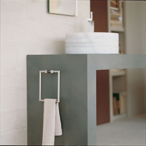 Porte serviette anneau Metric