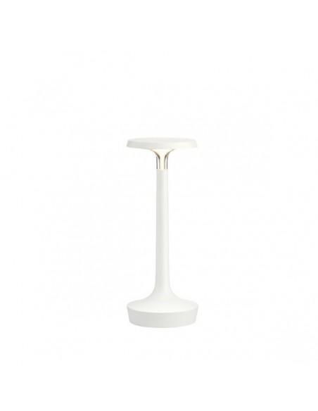 lampe sans fil bon jour blanche - Philippe Starck - Valente Design
