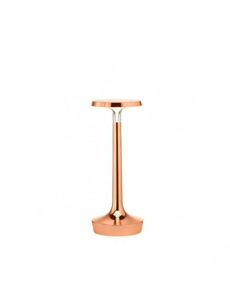 lampe sans fil bon jour cuivre de flos - Philippe Starck - Valente Design