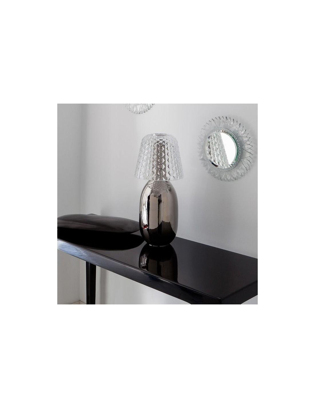 Lampe de table Candy Light de la marque Baccarat - Valente Design
