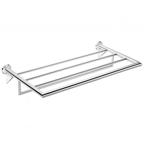 Porte serviette rack 60 cm Kubic Dual