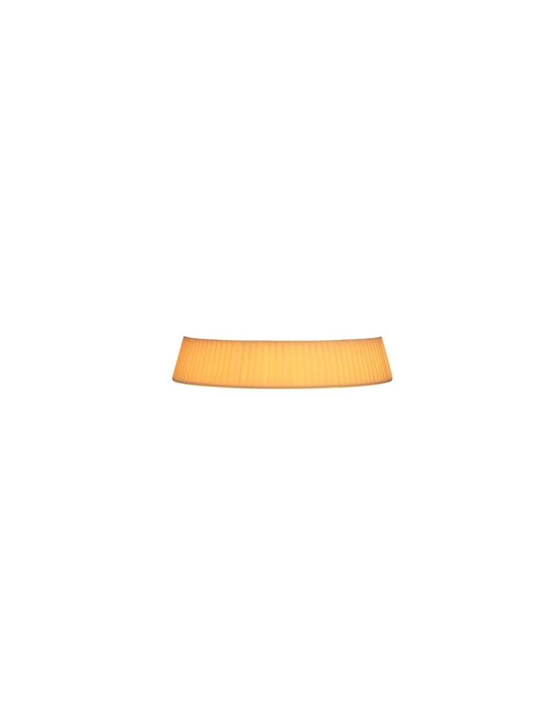 abat jour en tissu pour lampe bon jour philippe starck de flos. Black Bedroom Furniture Sets. Home Design Ideas