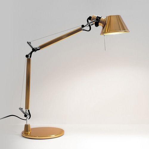 Lampe de table Tolomeo Micro Gold