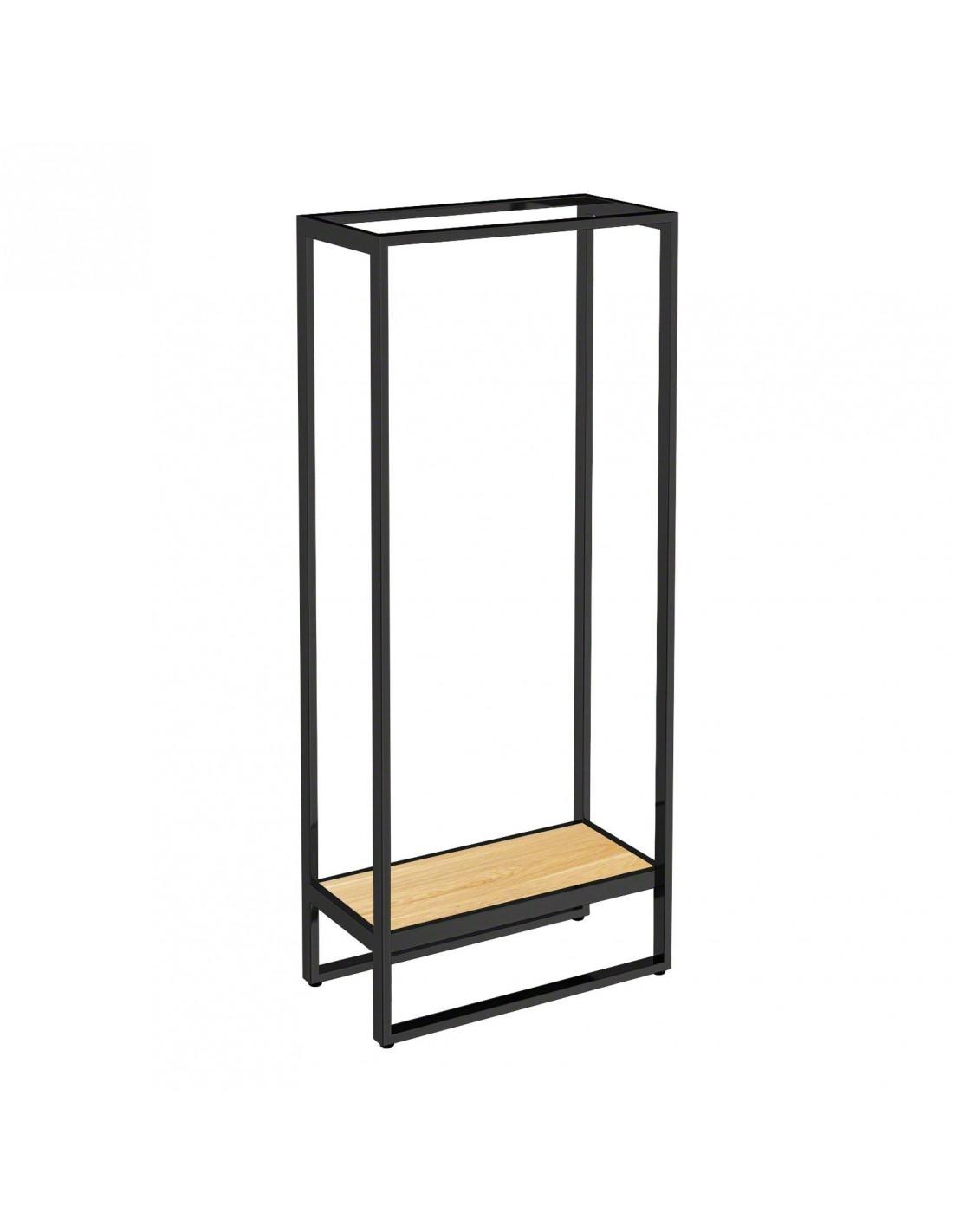 porte serviette sur pied par la marque cosmic. Black Bedroom Furniture Sets. Home Design Ideas