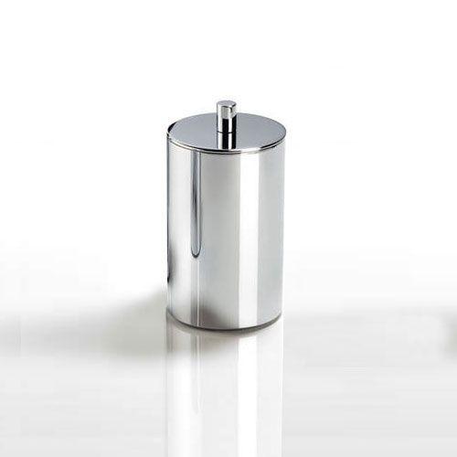 Boite métal ronde avec couvercle
