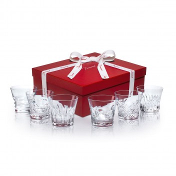 Coffret 6 verres Everyday