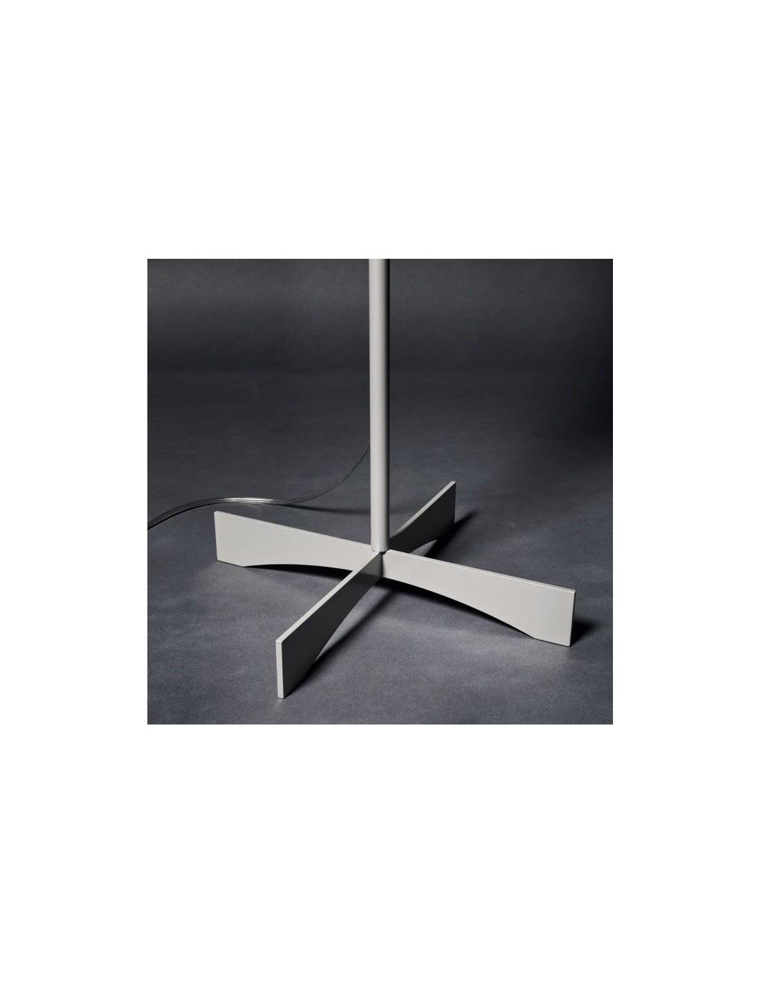 lampadaire havana alu variateur foscarini d tails pied. Black Bedroom Furniture Sets. Home Design Ideas
