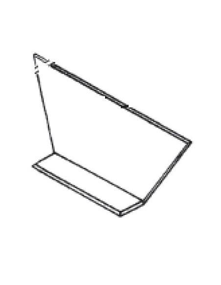 remplacement verre Flos papillona schéma de flos