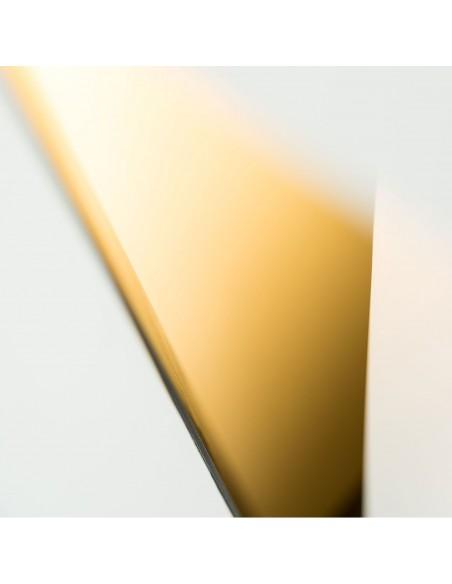 Plafonnier casablanca  intérieur OR création de la marque Kinetura