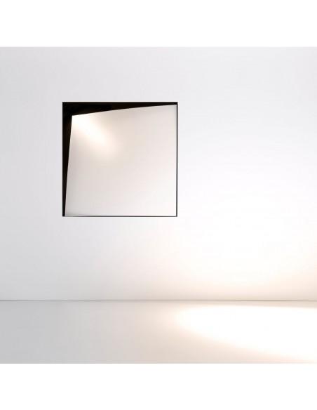 Plafonnier casablanca  intérieur noir création de la marque Kinetura