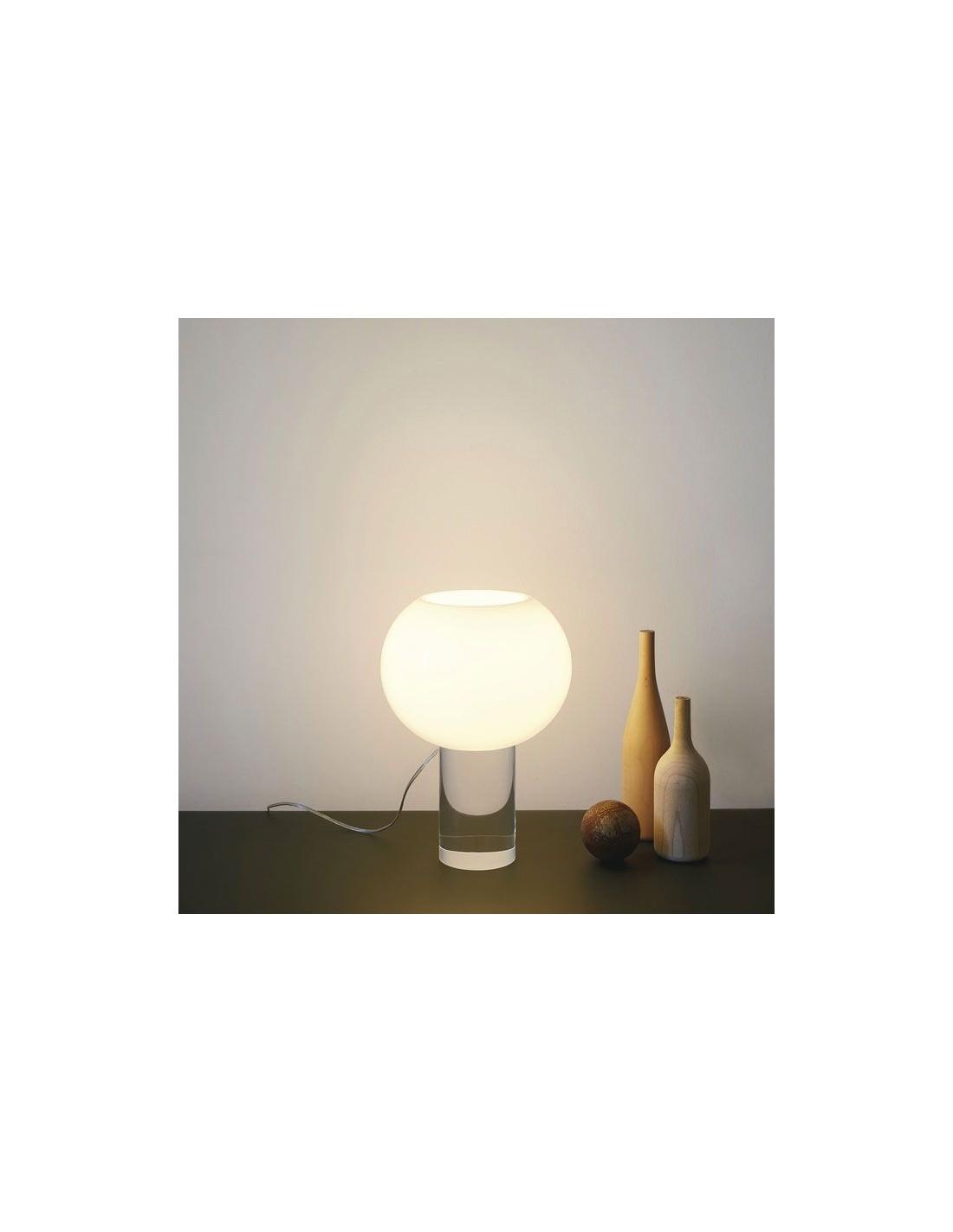 Lampe de table Buds 3 éclairé