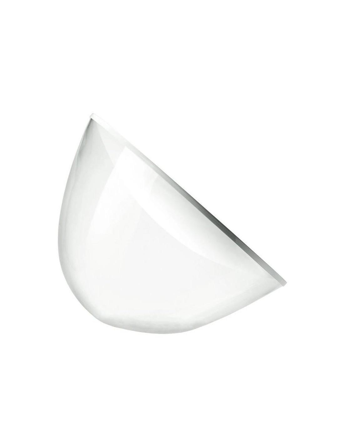Diffuseur verre pour  Taccia  piece détachée Flos