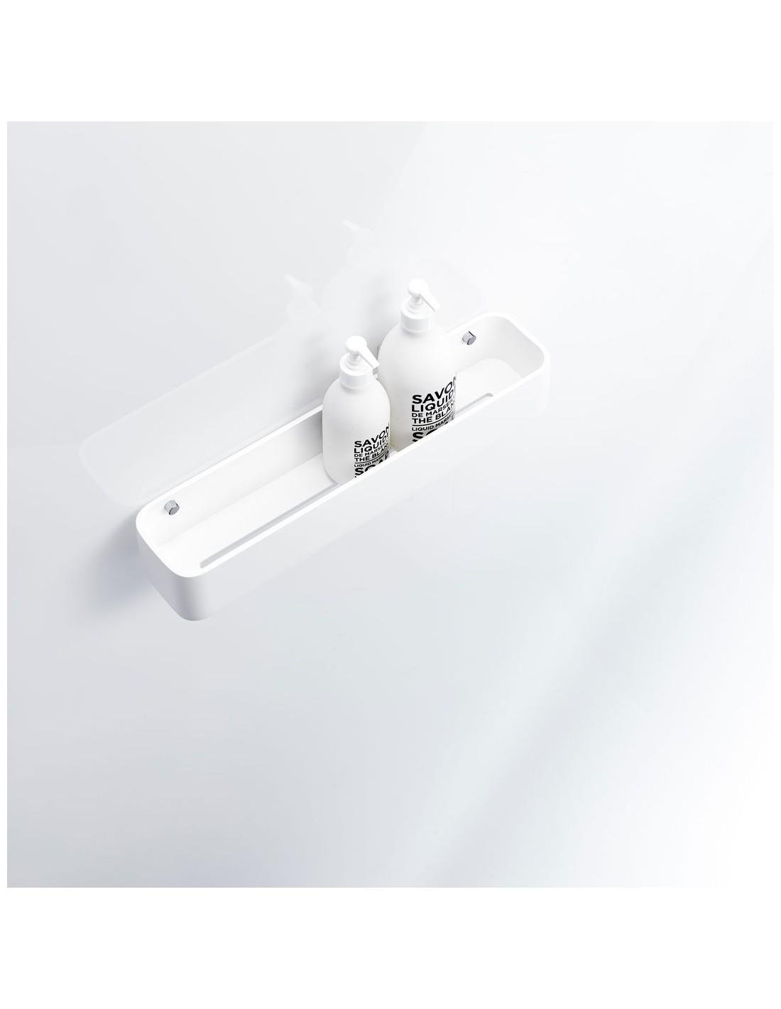 Tablette porte produits 30 cm à suspendre Stone Decor Walther Decor Walther