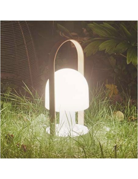 lampe à poser sans fil portative