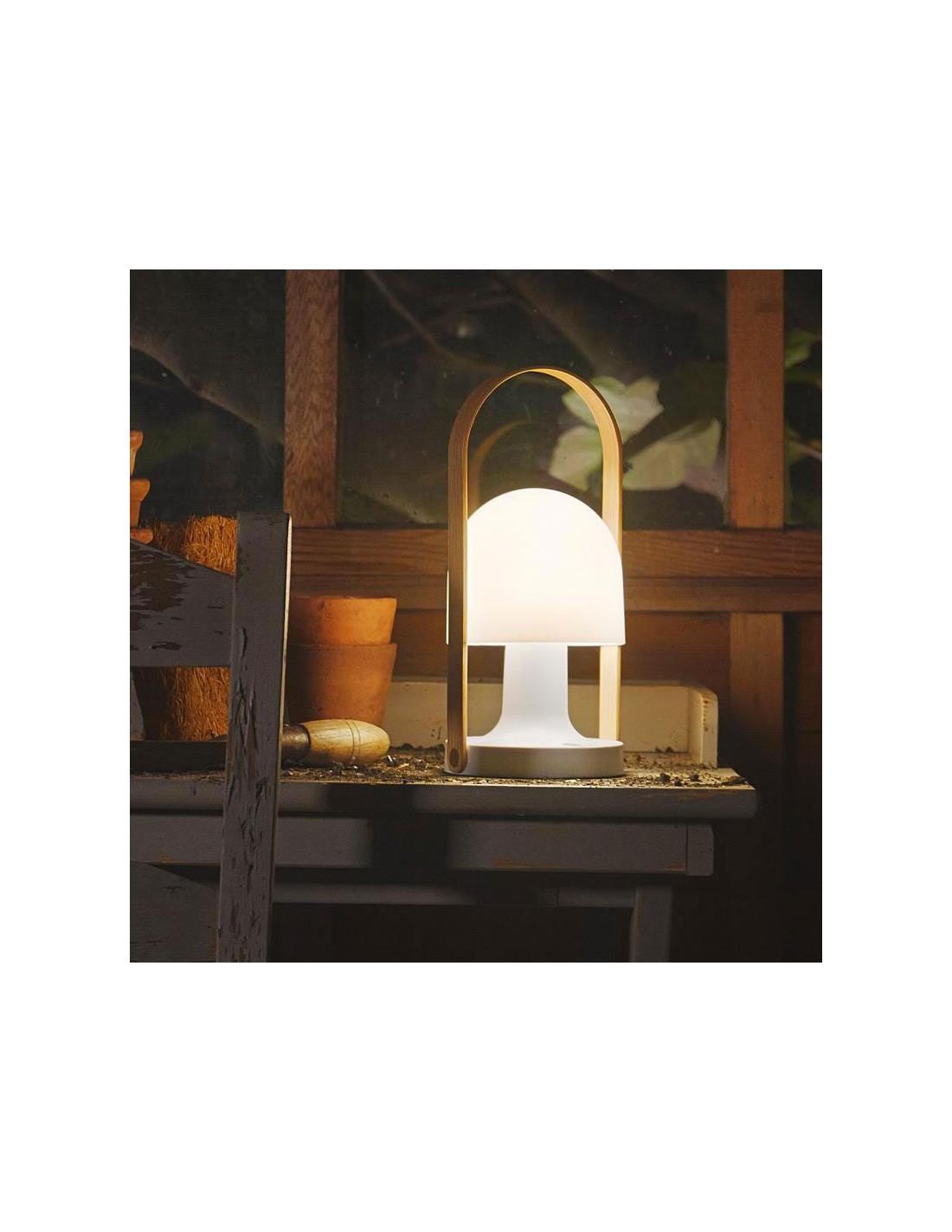 lampe sans fil design. Black Bedroom Furniture Sets. Home Design Ideas