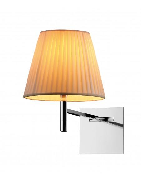 Applique pour lampe Ktribe W en tissu de Philippe Starck pour Flos - Valente Design