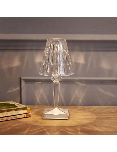 valente-design-lampe de table-kartell-battery-cristal-008