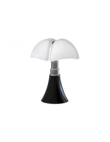 Lampe de table Mini pipistrello noire vue d'ensemble
