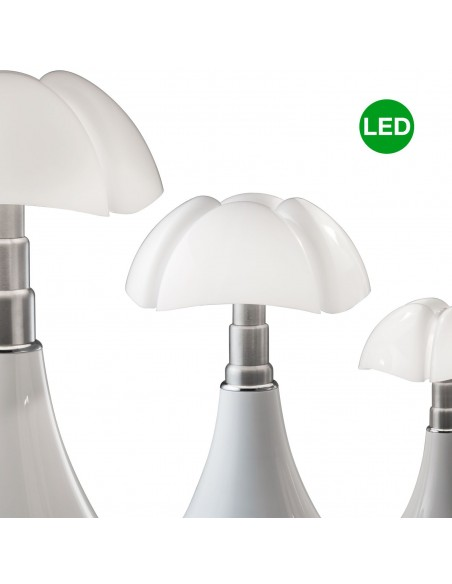 Lampe de table Pipistrello Medium LED vue d'ensemble