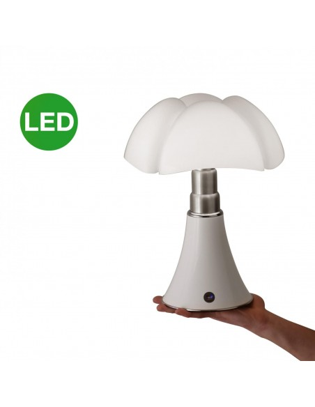Lampe de table Minipipistrello LED sans fil vue d'ensemble