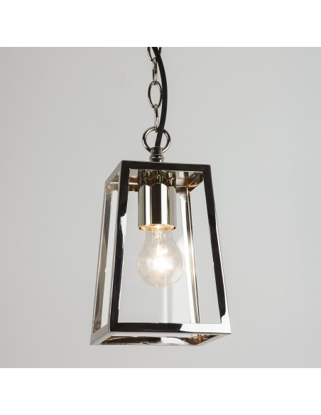 Suspension Calvi wall 215  nickel poli astro  lighting