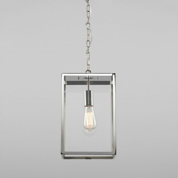 Suspension Homefield pendant 240 Inox