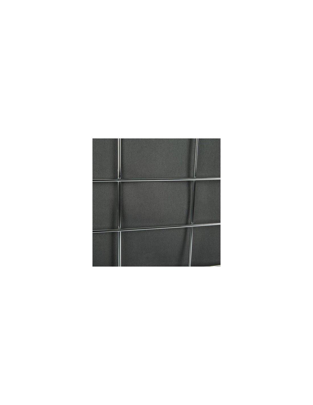panier linge nsfp nylon gris de decor walther. Black Bedroom Furniture Sets. Home Design Ideas