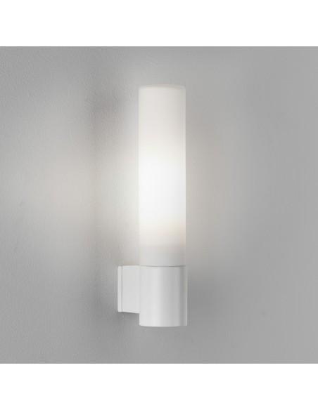 applique bari blanc mat astro lighting