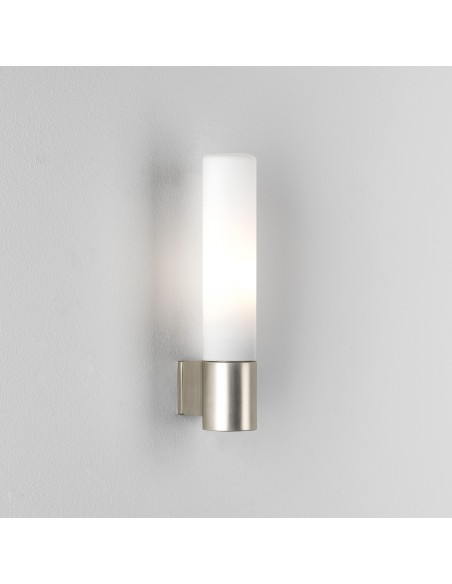applique bari nickel mat astro lighting