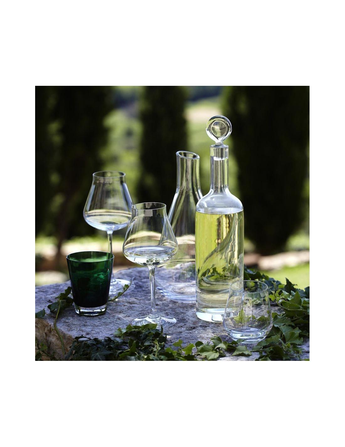 Château Baccarat Verre à Vin Blanc X 2 Valente Design