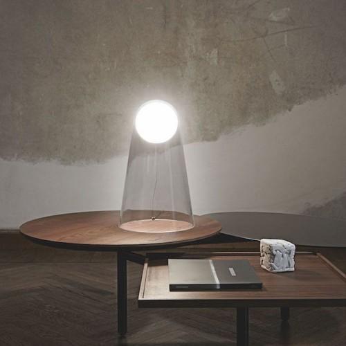 Lampe à poser Satellight avec variateur