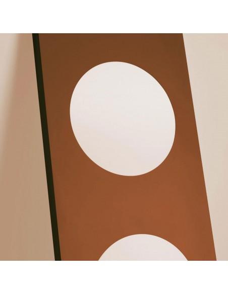 Valente design luminaires Lampadaire Dolmen bronze