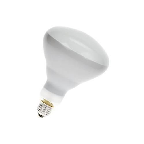 Ampoule E27 dépoli 150W forme réflecteur