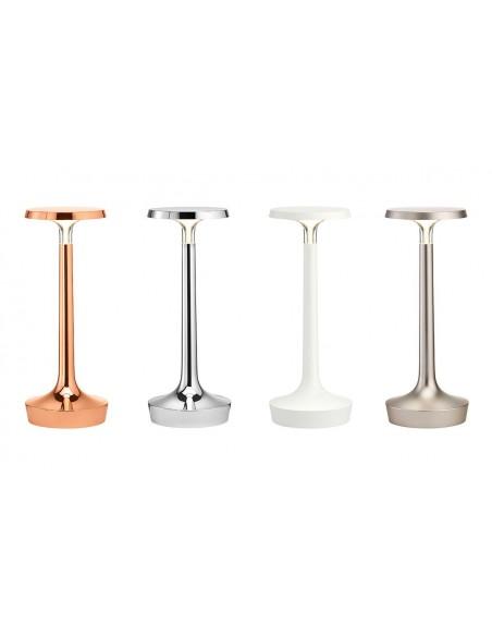 lampe sans fil bon jour différents coloris de flos - Philippe Starck - Valente Design