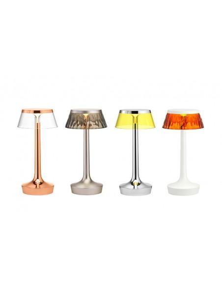 lampe sans fil bon jour collection abat jour de flos - Philippe Starck - Valente Design