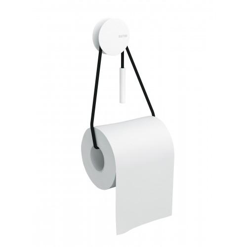 Porte rouleau blanc Diabolo