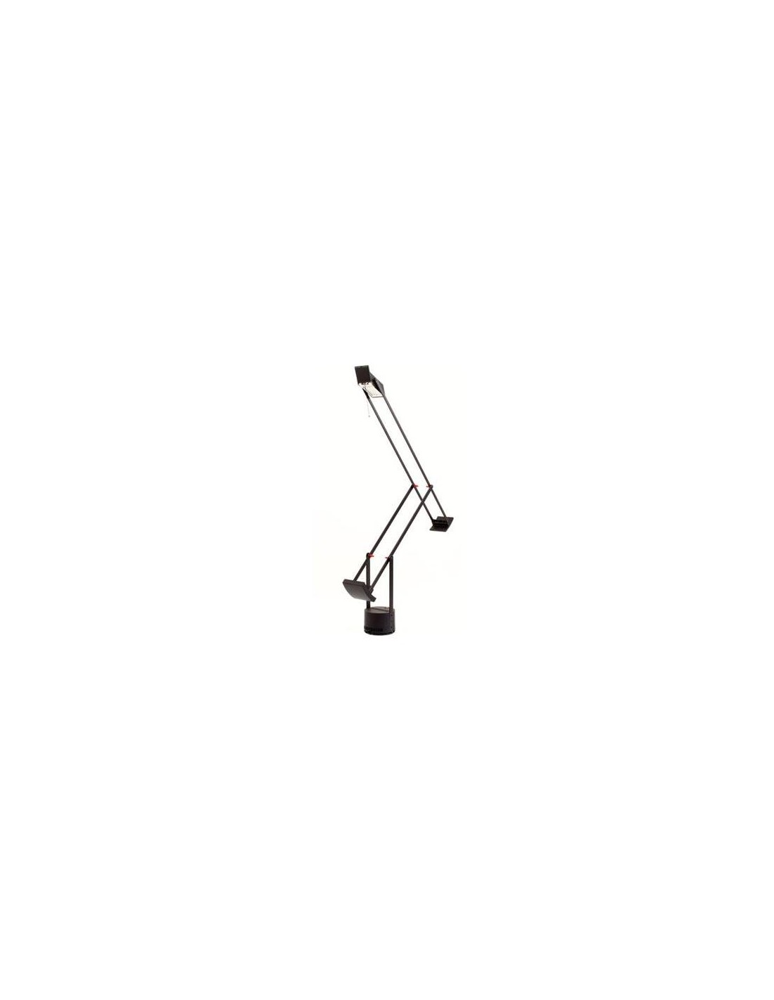 lampe de table noir artemide tizio 35 lampe. Black Bedroom Furniture Sets. Home Design Ideas