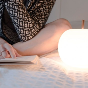 Lampe de table Kushi mobile