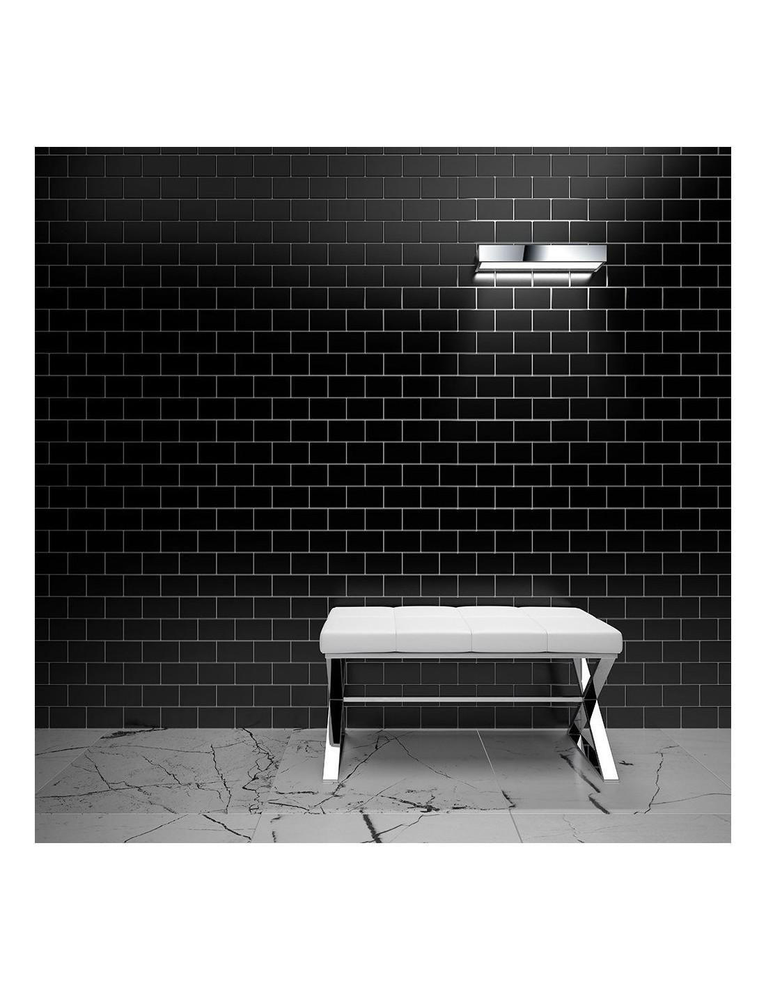 Banc de salle de bain blanc Valente design decor walther
