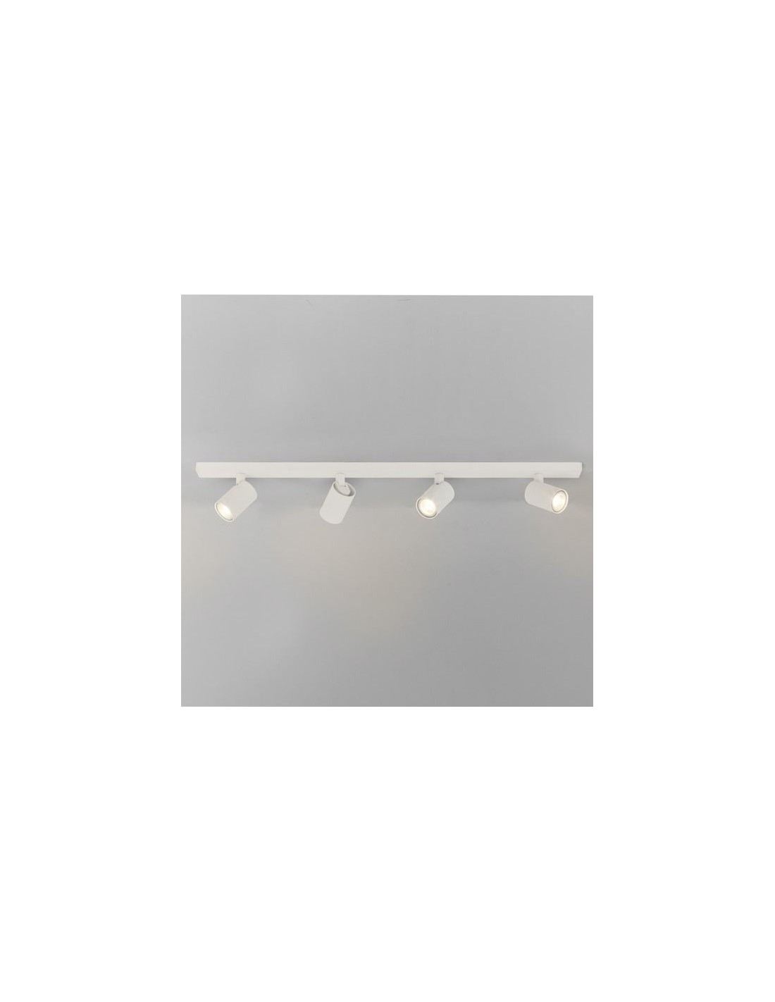 Plafonnier ascoli 4 bar blanc astro lighting - valente design