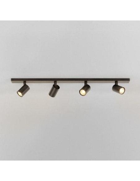 ascoli 4bar valente design applique plafonnier astro lighting bronze