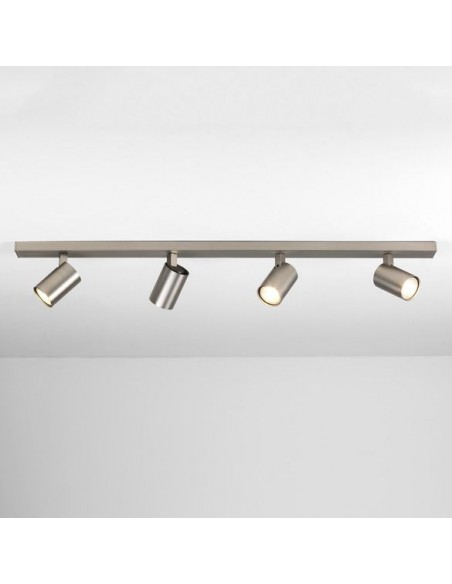 ascoli 4bar valente design applique plafonnier astro lighting nickel mat