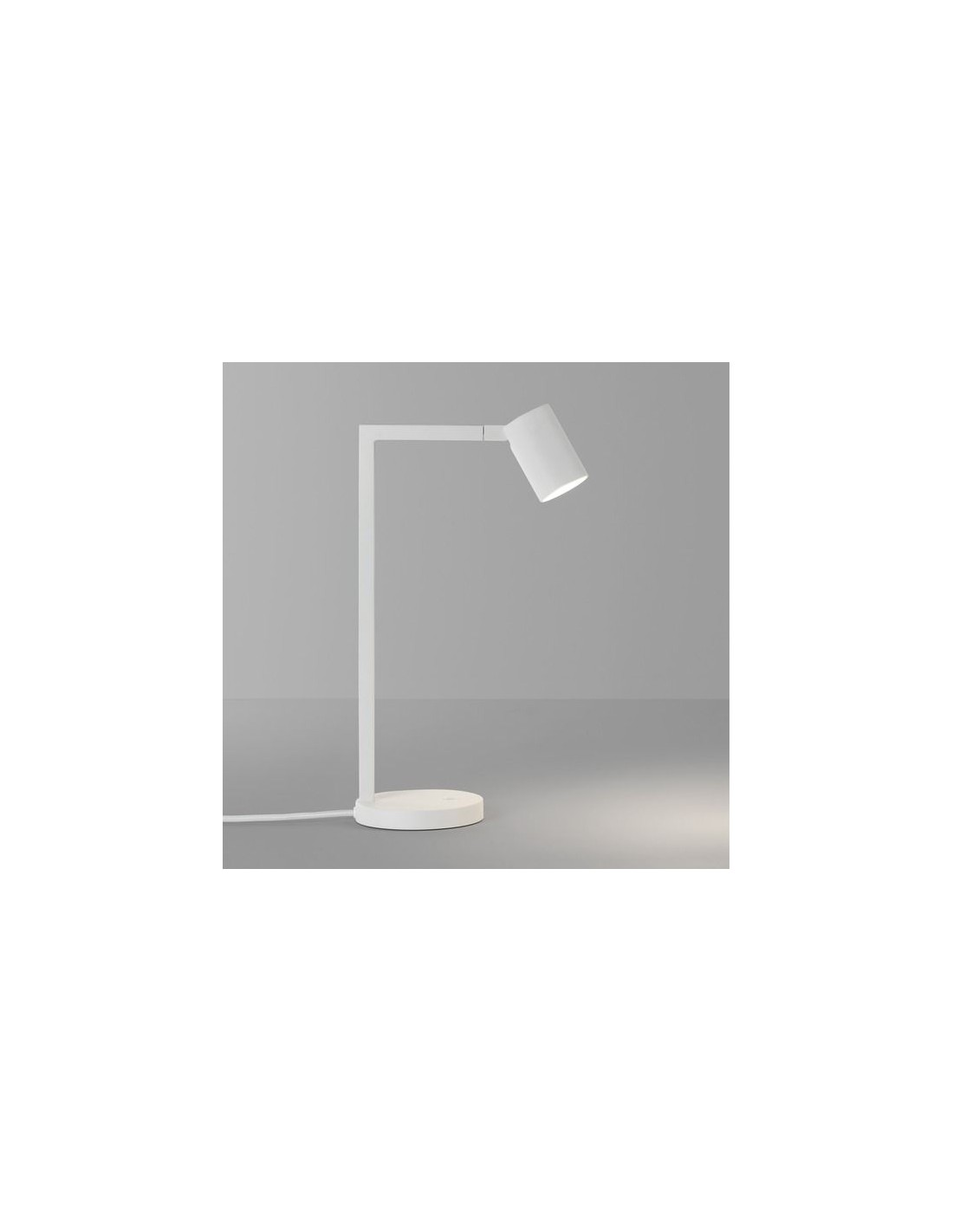 ascoli desk valente design lampe blanc astro lighting