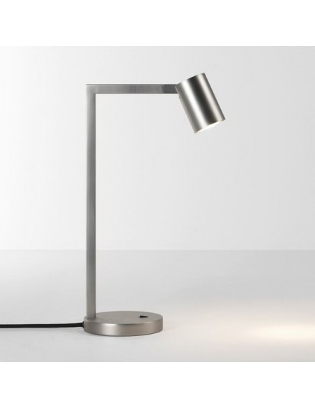 ascoli desk valente design lampe nickel mat astro lighting