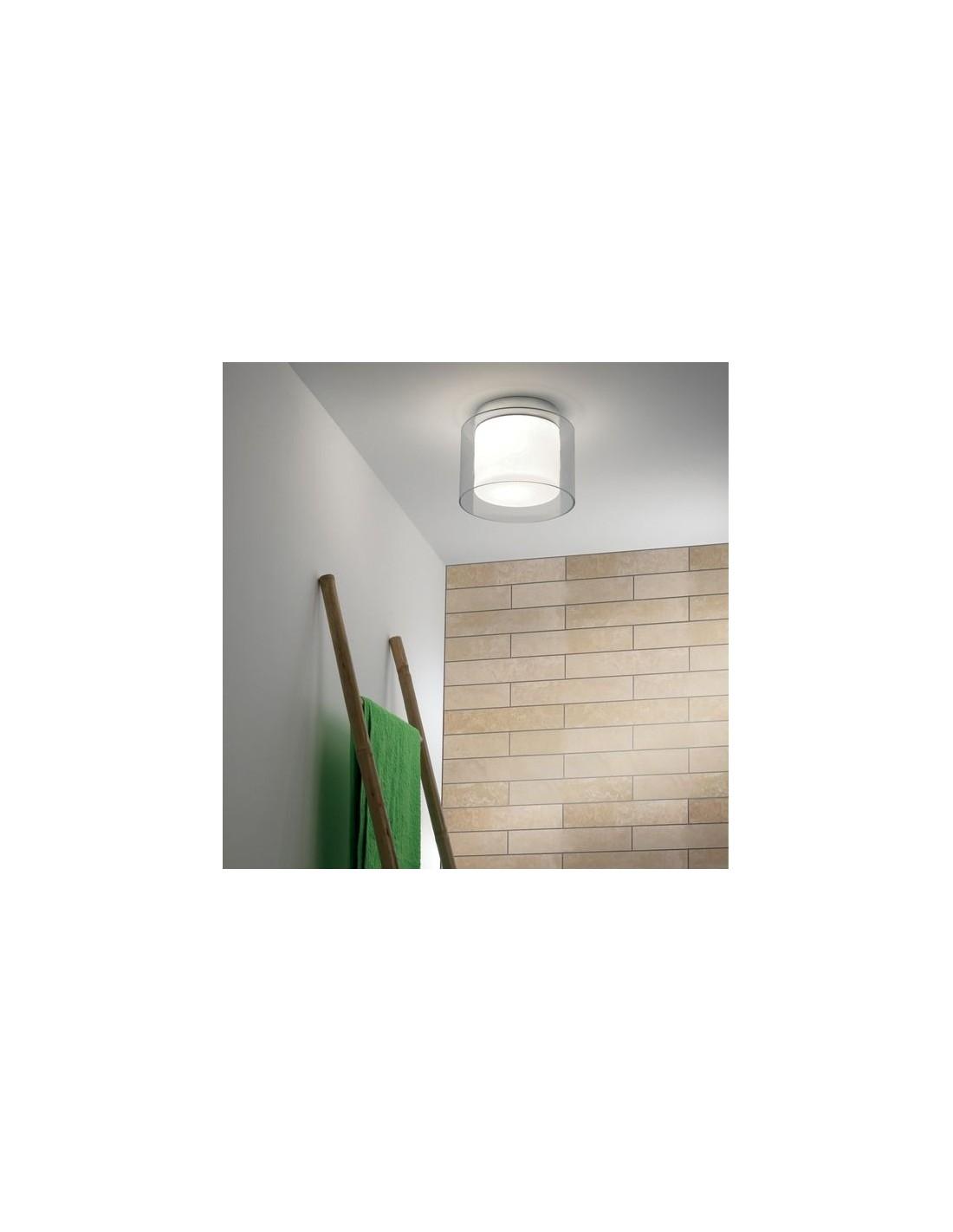 plafonnier de salle de bain arezzo astro lighting mise en. Black Bedroom Furniture Sets. Home Design Ideas